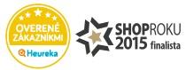 y.sk » prejsť do obchodu www.inhodinky.sk 99% Zákazníkov odporúča obchod Za posledných 90 dní, Shop roku  Obchod sa stal finalistom v súťaži ShopRoku 2015 v kategórii: Cena kvality - Módne doplnky