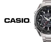 Veľký výber hodiniek CASIO, viac ako 800 hodiniek skladom, hneď k odberu.