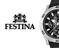 Kolekcia hodiniek FESTINA priamo skladom cez 200 modelov hodiniek, v ponuke 400 modelov.