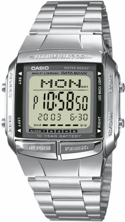 CASIO DB 360 - pánske hodinky Casio 2349a143aae