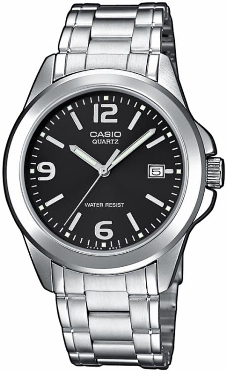 Pánske hodinky CASIO MTP 1259D-1A s dátumom dd9a308cac3