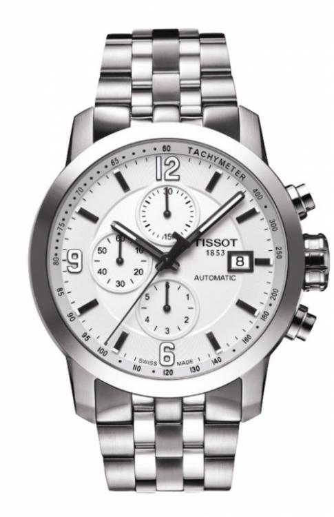 TISSOT T055.427.11.017.00 PRC 200 Automatic - pánske hodinky TISSOT f311d1c0ec6