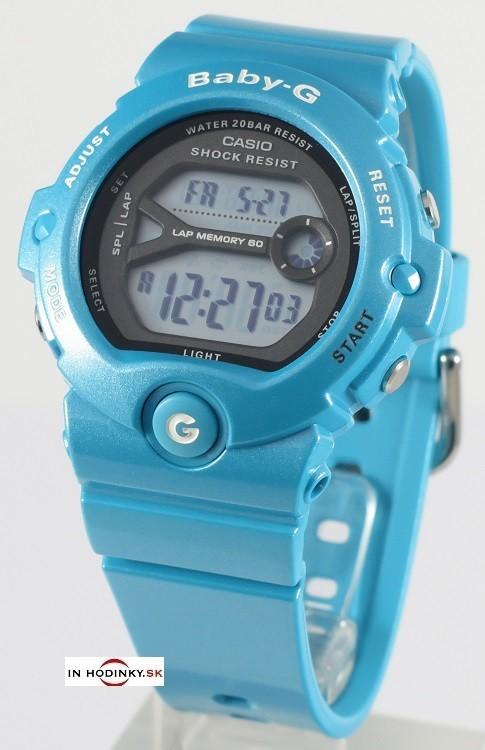 1b1a16a1ab3 CASIO BG 6903-2 Baby-G - dámske hodinky Casio Baby-G