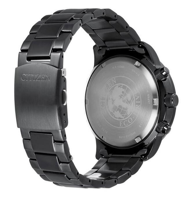 Pánske hodinky CITIZEN CA0695-84E Eco-Drive Sports 8bbc5a5b153