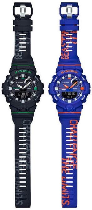 CASIO GBA-800DG-1AER G-Shock G-SQUAD Bluetooth® SMART b25d8eb7bff