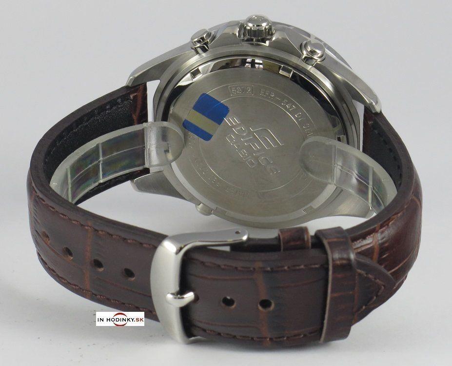 Pánske hodinky CASIO EFR 547L-7A EDIFICE + Darček na výber 3b42ab5471f