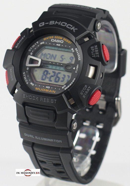 15f30903b1a CASIO G 9000-1 G-Shock MUDMAN + darček