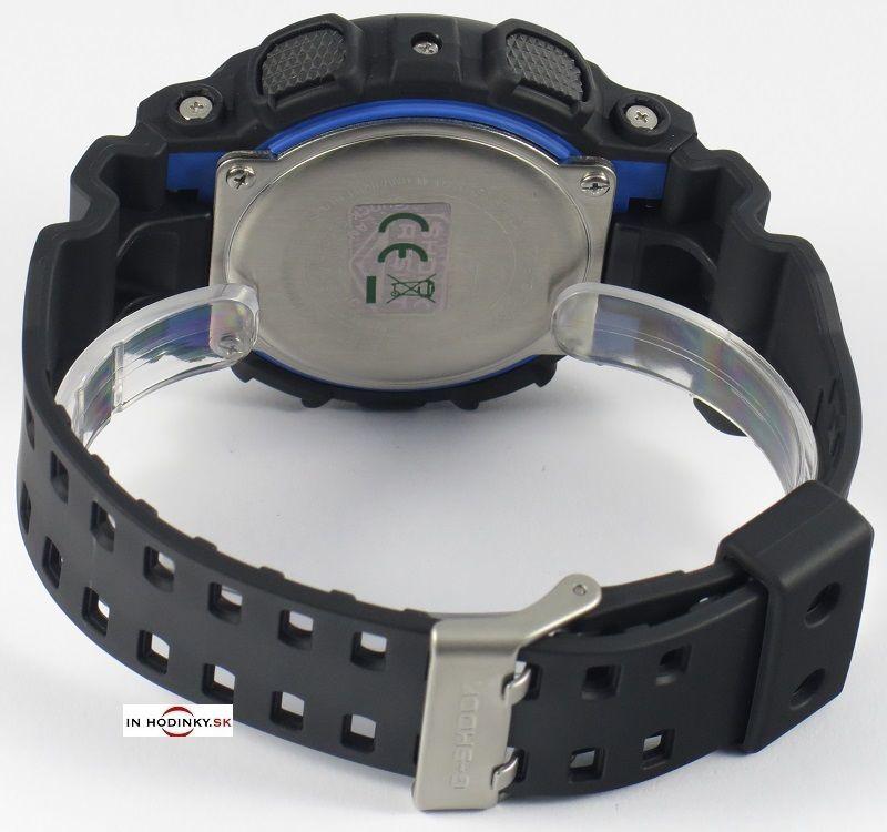 04bd7ee2322 CASIO GA 100-1A2 G-Shock + Darček
