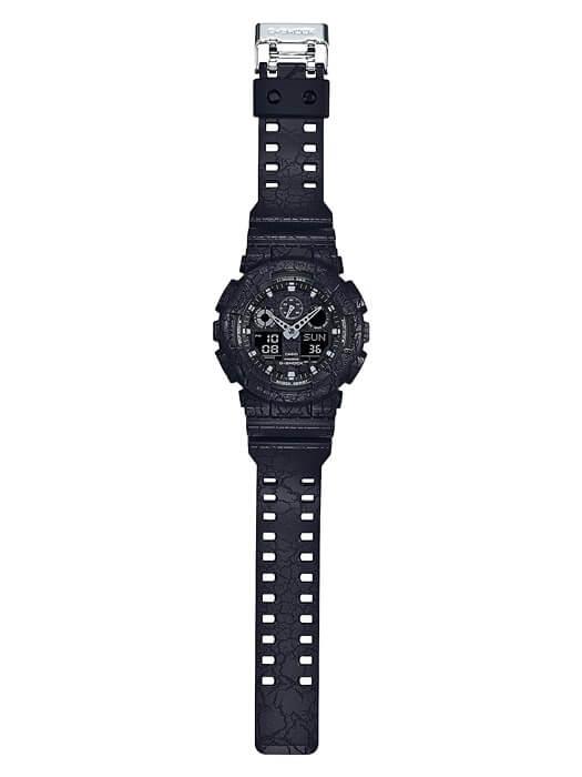Športové hodinky CASIO GA 100CG-1A G-Shock + Darček na výber a3d857aa93d