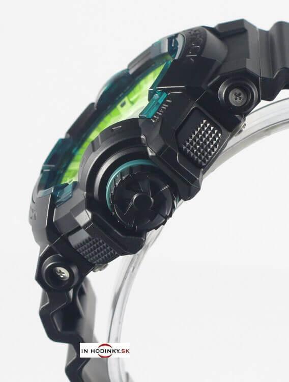 Športové hodinky CASIO GA 400LY-1A G-Shock + darček na výber 7544662a737