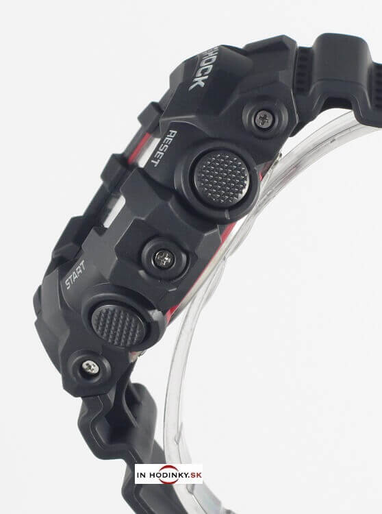 Hodinky CASIO GA 700-1A G-Shock + darček na výber 413791d92ea