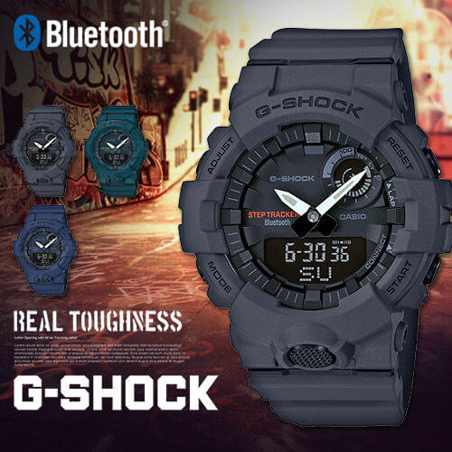 Pánske hodinky CASIO GBA 800-8A G-Shock Bluetooth® SMART d60175ce9be