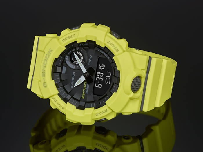 Pánske hodinky CASIO GBA 800-9A G-Shock Bluetooth® SMART c3945126483