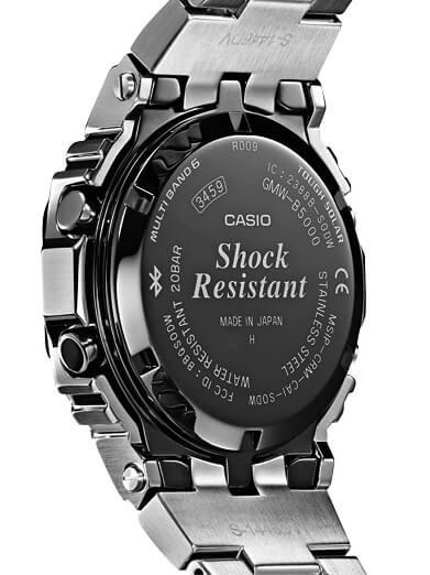 2c20afa5f Hodinky CASIO GMW-B5000D-1ER G-Shock Bluetooth® Multi Band 6