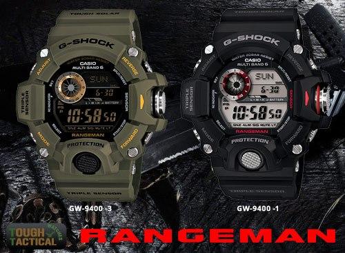 905f7325bc1 CASIO G-SHOCK GW 9400-1 RANGEMAN + darček