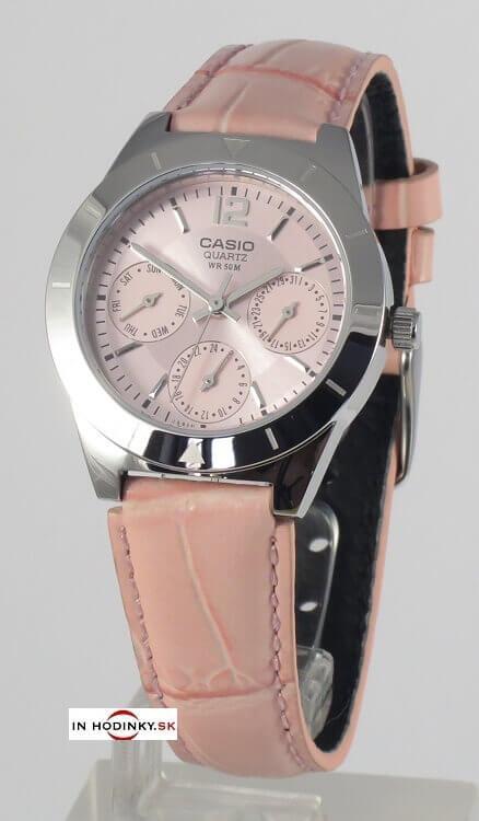 CASIO LTP 2069L-4A Lady - dámske hodinky Casio 16356d178c4
