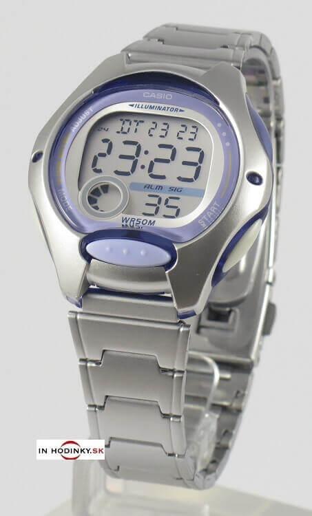 Dámske športové hodinky CASIO LW 200D-6A 87a265e1108