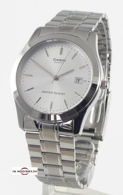 Pánske hodinky CASIO MTP 1141A-7A s dátumom  9b24459df6f