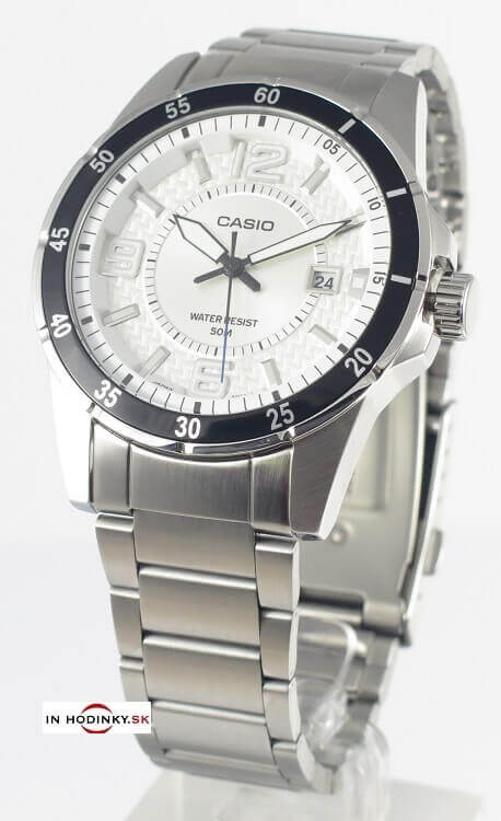 Pánske hodinky CASIO MTP 1291D-7A + darček d91562a4cdd