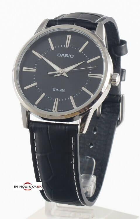CASIO MTP 1303L-1A - pánske hodinky Casio d693bf26d88