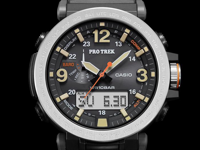 0c42583ed Hodinky CASIO PRG 600-1 PROTREK + Darček na výber
