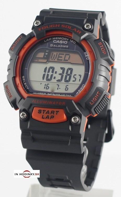 Digitálne hodinky CASIO STL S100H-4A + darček 54b0c590ea