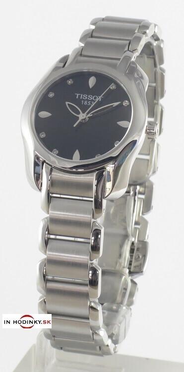 Dámske hodinky TISSOT T023.210.11.056.00 T-WAVE Diamonds + Darček na výber 8c5a9764c0a