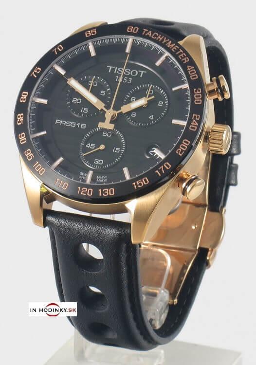 Pánske hodinky T100.417.36.051.00 PRS 516 Quartz Chronograph + darček na  výber 0f13d8dfb0b