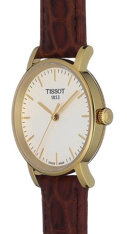 Dámske hodinky TISSOT T109.210.36.031.00 Everytime Lady + darček na výber 19840955ef8
