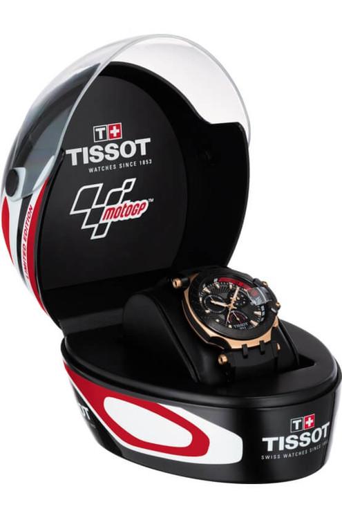1cac4ecf3 Pánske hodinky TISSOT T115.417.37.061.00 T-RACE MOTOGP 2018 LIMITED EDITION