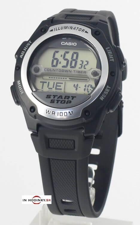 Digitálne hodinky CASIO W 756-1A 62e3079d054