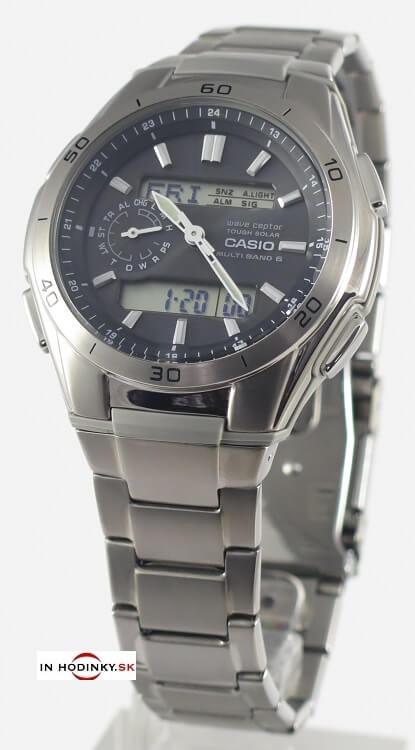 hodinky CASIO WVA M650TD-1A Tough Solar   Wave ceptor + Darček na výber 100d696dbf1