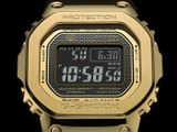 Hodinky CASIO GMW-B5000GD-9ER G-Shock Bluetooth® Multi Band 6