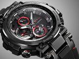 Hodinky CASIO MTG-B1000B-1AER G-Shock Wave ceptor, Bluetooth®