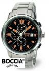 BOCCIA TITANIUM - Pánske hodinky
