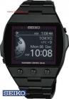 SEIKO Digitálne hodinky - maticový display
