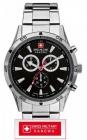 SWISS MILITARY HANOWA - Pánske hodinky