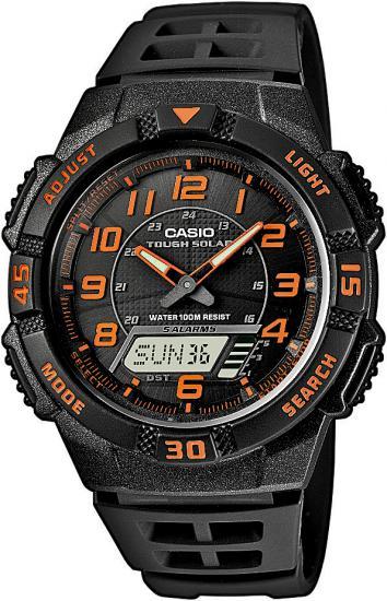 CASIO AQ S800W-1B2 + Darček meteostanica