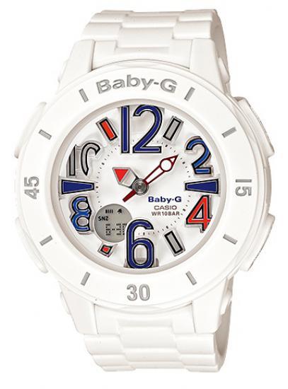 CASIO Baby-G BGA 170-7B2 Neon Illuminator + Darček