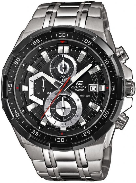db7c64839 Pánske hodinky CASIO EDIFICE EFR 539D-1A s chronografom