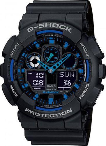 CASIO GA 100-1A2 G-Shock + Darček