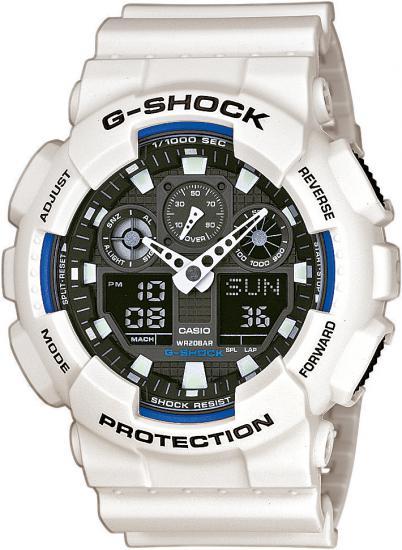 CASIO GA 100B-7A G-Shock + Darček zväčšiť obrázok b43116a7e78