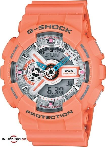 CASIO GA 110DN-4A G-Shock.   f49ab94efc0