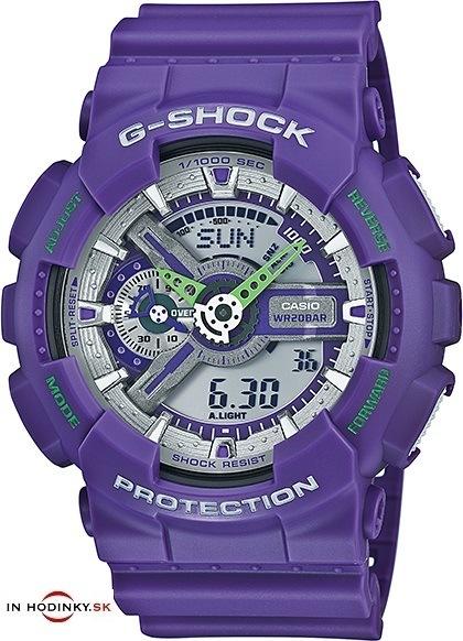 CASIO GA 110DN-6A G-Shock.   6b979c57dd2