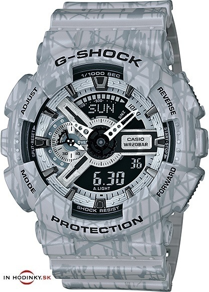 CASIO GA 110SL-8A G-Shock.   ee04dba0f70