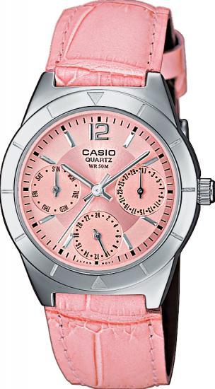 ffa2ed244 Dámske hodinky CASIO LTP 2069L-4A + Darček zväčšiť obrázok. Doprava zdarma