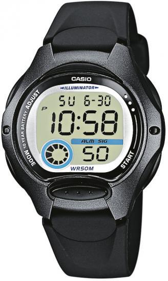 Dámske športové hodinky CASIO LW 200-1B zväčšiť obrázok b40a85a5df3