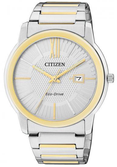 Pánske hodinky CITIZEN AW1214-57A Eco-Drive + darček na výber