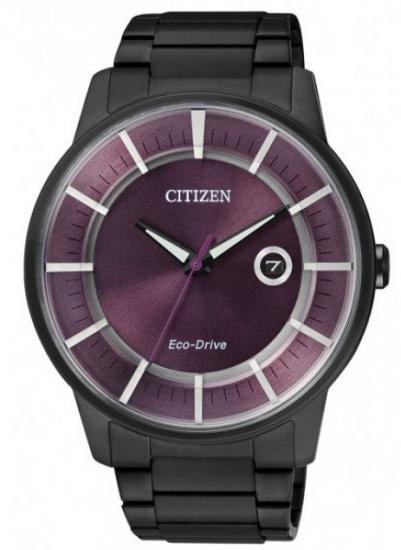 Pánske hodinky CITIZEN AW1264-59W Eco-Drive + darček na výber