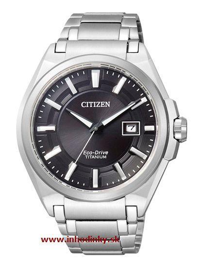 CITIZEN BM6930-57E ECO-DRIVE Super Titanium - pánske hodinky CITIZEN 86ba7255052